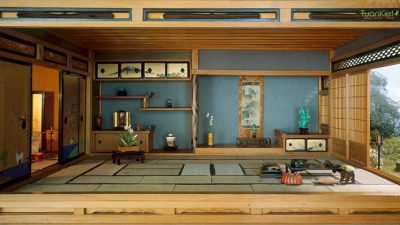 Phong cách kiến trúc Nhật Bản