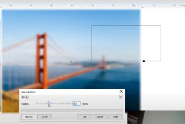 Tại hộp thoại mới bạn tùy chỉnh độ mờ của hình ảnh rồi bạn click vào Ok là được
