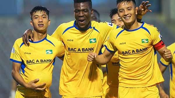 Đội tuyển SLNA trong mùa giải V.League 2020