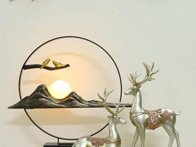 Vật dụng trang trí phòng khách tại Decopro