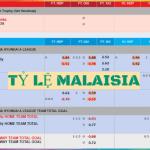 Cách xem và soi kèo Malaysia vô cùng đơn giản