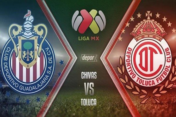 Đại chiến Chivas và Toluca