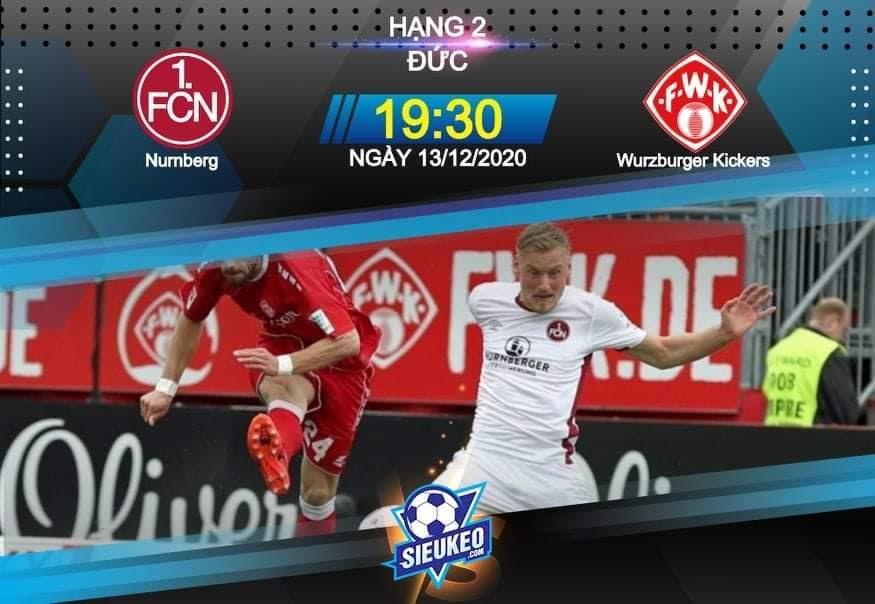 . Nhận định trận đấu Nurnberg vs Wurzburger Kickers