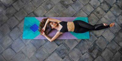 Thảm tập yoga là thảm chuyên dụng