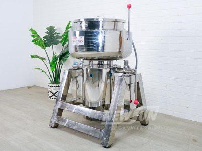 Máy xay giò chả công nghiệp năng suất 20kg/mẻ